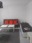 Wohnzimmer 25m2